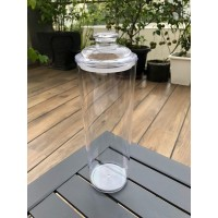 Plastic Canister 14526 (A37) (Top-H14526) / Toples Plastik