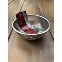S/S Punching Basket 16 Cm (Rem-Z1216) / Saringan Mangkuk SS