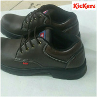 safety shoes sepatu caterpillar pendek sepatu kerja
