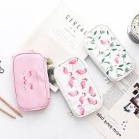 Pencil Case / Tempat Pensil Jumbo Flamingo SK0031