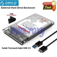 """Casing Hardisk External HDD External Case 2.5"""" USB 3.0 - ORICO 2139U3"""