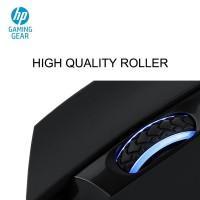 HP Mouse Gaming G200 (Rainbow) - 4000 DPI [GARANSI RESMI 1 TAHUN]