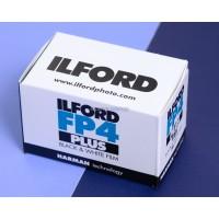 FILM ILFORD FP4 PLUS 125 135 BW 135mm analog roll