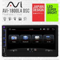 AVI Head Unit Universal Mirrorlink Android Capasitive Mobil