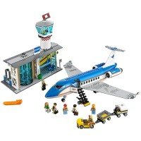 82031 Lego Queen City Airport Passenger Terminal
