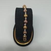 gelang emas 375 (g4 375)
