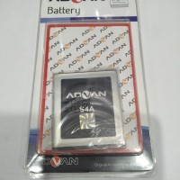 Baterai Battery Advan S4A Original
