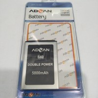 Baterai Battery Advan S40 Original
