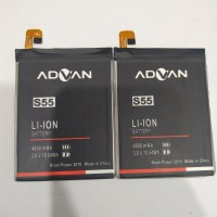 Baterai Battery Advan S55 Original