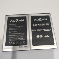 Baterai Battery Advan S50K S5E 4G Original