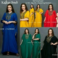 daster arab ashanti 21 - kaftan - pakaian muslim wanita