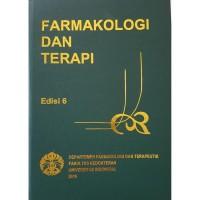 [TERBARU] Original Farmakologi dan Terapi Ed 6 UI FKUI 2017