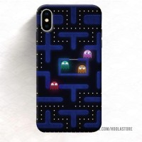 Casing HP pacman (12) iphone 11 xs max 8 7 plus pro max case
