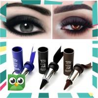MusicFlower Eyeliner Stick Black Gel Pencil Blue Waterproof Upstart
