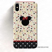 minnie (12) Casing iphone xs 11 8 7 plus pro max case