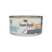 SUNBELL TUNA IN VEGETABLE OIL 185GR