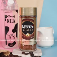 Nescafe Gold Blend 100 gr / Rich & Smooth