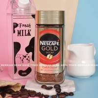 Nescafe Gold Decaf 100 gr / Rich & Smooth