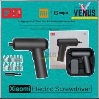 Xiaomi Mijia Electrik screwdriver 12 in 1 - Obeng Set Listrik Portable