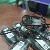 headset samsung M31 original made indonesia HITAM