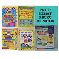 Buku Paket Hemat Aktivitas Untuk Anak Usia PAUD dan TK