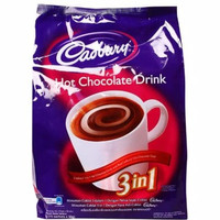 CADBURRY HOT CHOCOLATE DRINK 15 x 25g