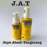 Betadine Antiseptik Solution 30ml