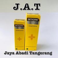 Betadine Antiseptik Solution 15ml