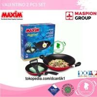 MAXIM VALENTINO 2 PCS SET MASPION