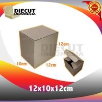 kardus box kotak karton diecut uk 12x10x12