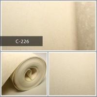 Wallpaper Sale Ready Pink Muda 53CM X 10M