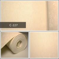 Wallpaper Sale Ready Soft Krem 53CM X 10M
