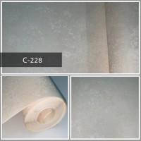 Wallpaper Sale Ready Soft Pink Muda 53CM X 10M