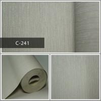 Wallpaper Sale Ready Putih Polos 53CM X 10M