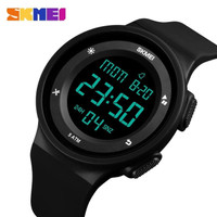 Jam Tangan Pria SKMEI 1445 Sport Digital Led Day Date Anti Air 50M - Hitam