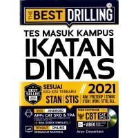 [Buku] The Best Drilling Tes Masuk Kampus Ikatan Dinas 2021
