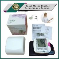 Tensi Meter Digital Pergelangan Tangan Dr Care HL-158 - Tensimeter