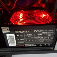 power supply imperion model atx 550w 220v 5a 50hz