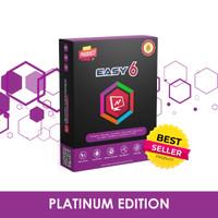 Software Akuntansi - Easy Accounting System V.6 - Platinum Edition