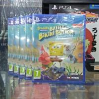 PS4 SPONGEBOB BATTLE BIKINI BOTTOM REHYDRATED