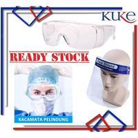 Kacamata Anti virus / Kacamata Safety Glass / Kacamata Medis