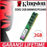 Memory Pc DDR2 Kingston 2GB ram
