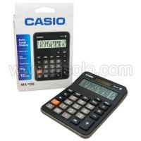 Calculator Kalkulator CASIO MX-12B MX12B 12 B Dekstop Ori 12 Digits