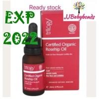 Trilogy certified organic rose hip rosehip oil 45 ml Rose Hip