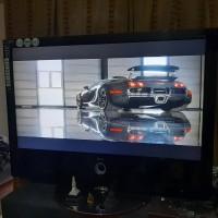 TV LCD LG SCARLET 45 inc tanpa baret (jember only)