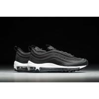 Sepatu Sneakers Pria Nike Air Max 97 Black White Original BNWB Murah