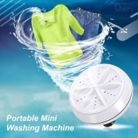 Mesin Cuci Mini Portable Washing Machine Ultrasonic OLL-935