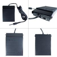 Sustain pedal Keyboard, Piano digital dan Synthesizer Cherub WTB-004