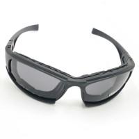 Kacamata Sepeda dengan 4 Lensa - X7