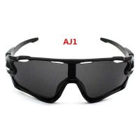 Kacamata Sepeda Trendy - AJ1 Hitam Abu-Abu